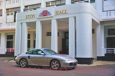 Porsche 911 Type 996 Turbo, Singapore