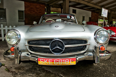 Mercedes-Benz 190SL - 1958