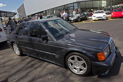Mercedes Benz W201 190E 2.5-w16 EVO II.
