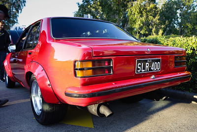 Torana SLR - Cars & Coffee, Brisbane. Saturday 3 June 2017. Photos by Des Thureson - http://disci.smugmug.com