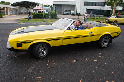 Cars & Coffee Coorparoo, Brisbane, Feb 18
