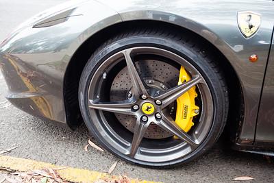 Ferrari 458, Carbon Ceramic Brakes