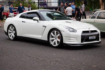 Nissan GTR, GT R