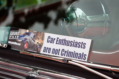 Krakka's, Car Enthusiasts are not Criminals