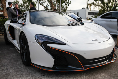 McLaren 650s - Cars & Coffee, Brisbane. Saturday 6 August 2016. Photos by Des Thureson - http://disci.smugmug.com