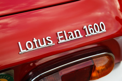 Lotus Elan 1600 - Cars & Coffee, Brisbane. Saturday 2 September 2017. Photos by Des Thureson - http://disci.smugmug.com