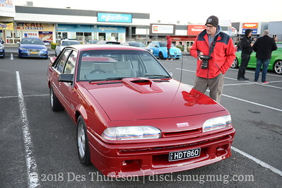 Cars & Coffee, Jindalee, Brisbane. Saturday 16 June 2018. Photos by Des Thureson - http://disci.smugmug.com/Cars