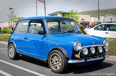 Austin Healey Mini Cooper