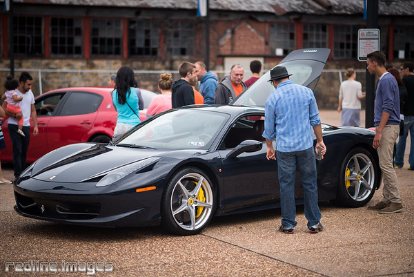 June 2015 Cars & Coffee - Italian Edition