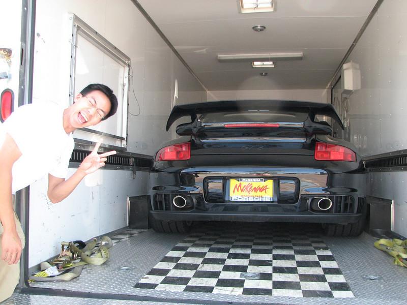 2008 05 28 Wed - Fobby Ben Yu & Porsche 911 Carrera GT2