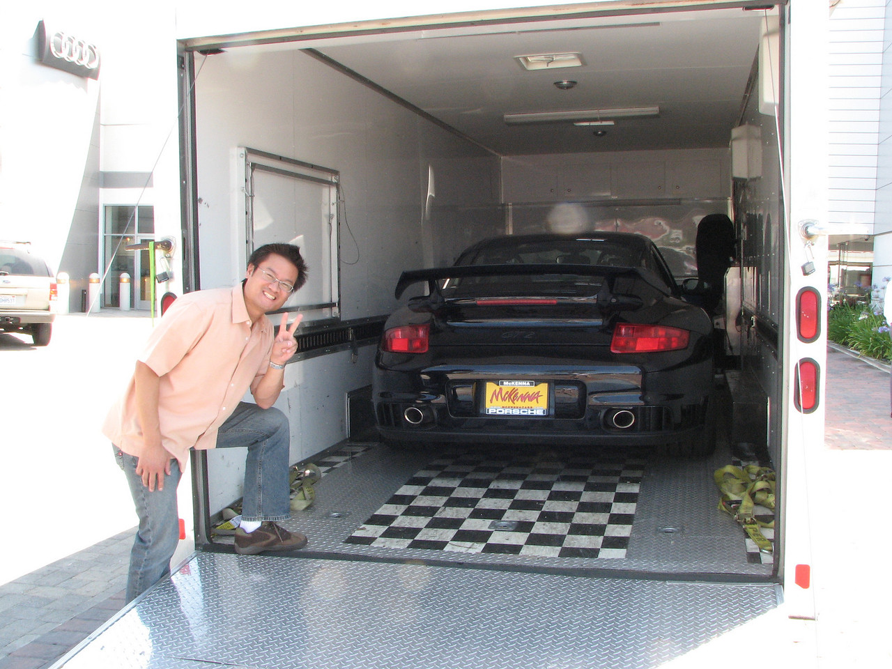 2008 05 28 Wed - Fobby Cliff Tao & Porsche 911 Carrera GT2