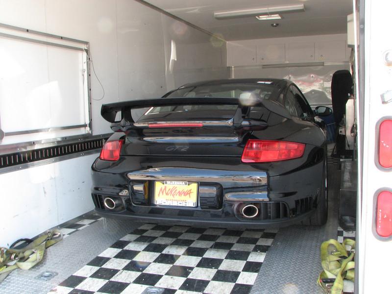 2008 05 28 Wed - Porsche 911 Carrera GT2 @ McKenna - they only get 2 per year