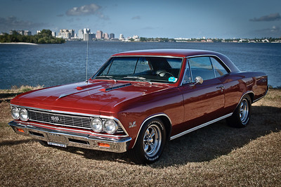 Thursday, Jan. 26, 2012. 1966 Chevy Chevelle. A classic beauty.