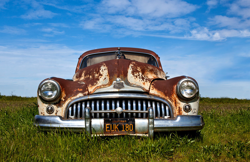 1947 Buick Eight Super