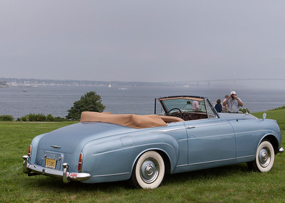 Rolls-Royce Silver Cloud Drophead