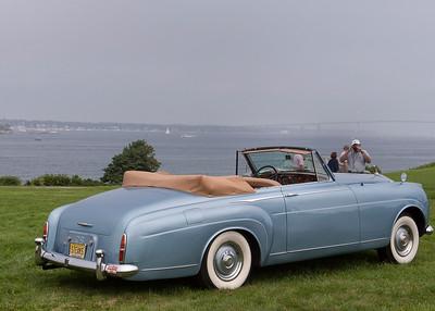 Rolls-Royce Silver Cloud Drophead