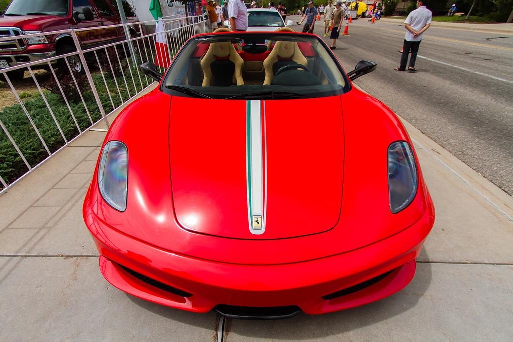 Ferrari 16M Scuderia Spider
