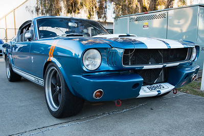 Mustang GT 350 - Cars & Coffee, Brisbane. Saturday 5 August 2017. Photos by Des Thureson - http://disci.smugmug.com
