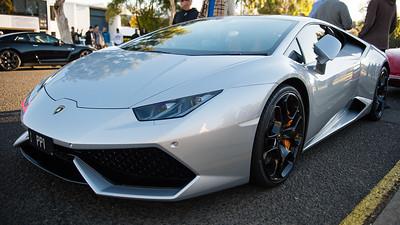 Lamborghini - Cars & Coffee, Brisbane. Saturday 5 August 2017. Photos by Des Thureson - http://disci.smugmug.com