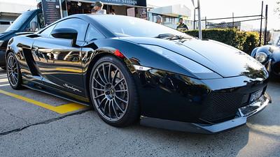 Lamborghini Gallardo Superleggera - Cars & Coffee, Brisbane. Saturday 5 August 2017. Photos by Des Thureson - http://disci.smugmug.com