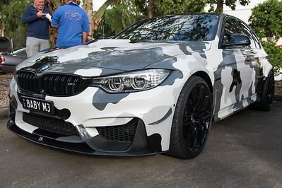 Camo BMW M3