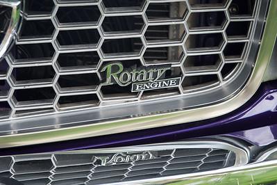 Rotary Engine, Mazda