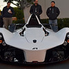 BAC Mono unveiling by Sector 111