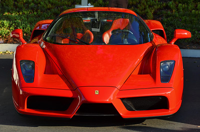 Cars and Coffee - July 28, 2012