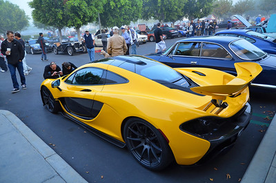 Cars and Coffee - May 31, 2014