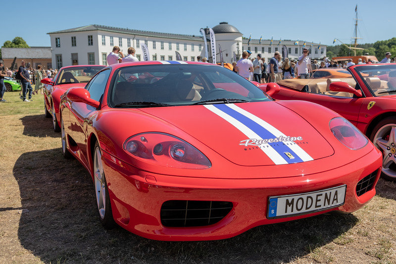 Cars and Coffee Stockholm 18-06-09
