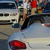Porsche Boxster Spyder faces off against the BMW 1M