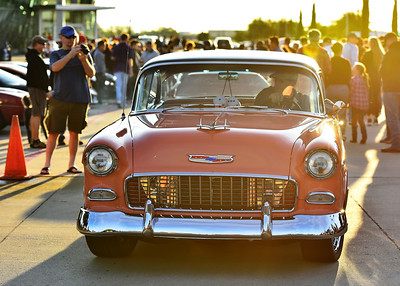 Cars and Coffee - October 2015