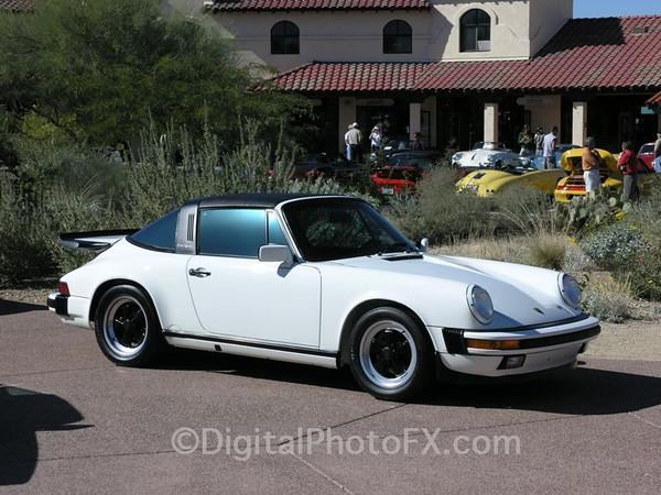 1988 911 Targa,Carefree Arizona,Cave Creek AZ,Phoenix Flight,AZPCA,Porsche 256,