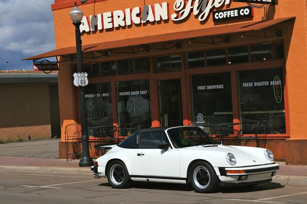 1988 911 Targa Rte 66