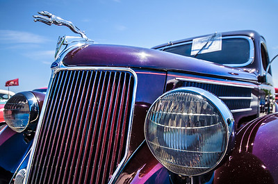 1936 Ford Model 68 2 Door