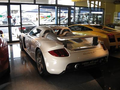 Cars at Al Aweer & Quartermile