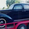 1937 Ford Humpback Sedan
