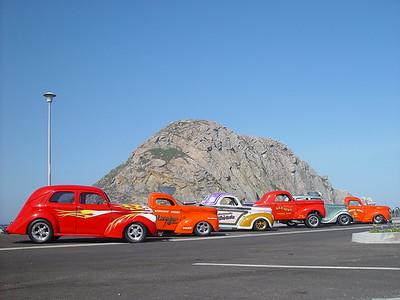 Willys at Morro Bay