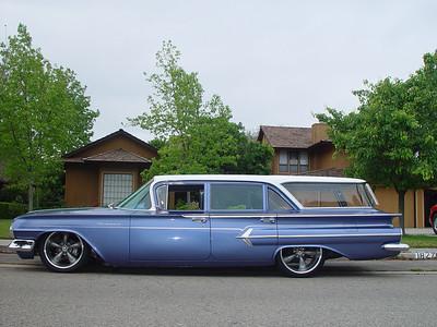 1960 Chevrolet Parkwood