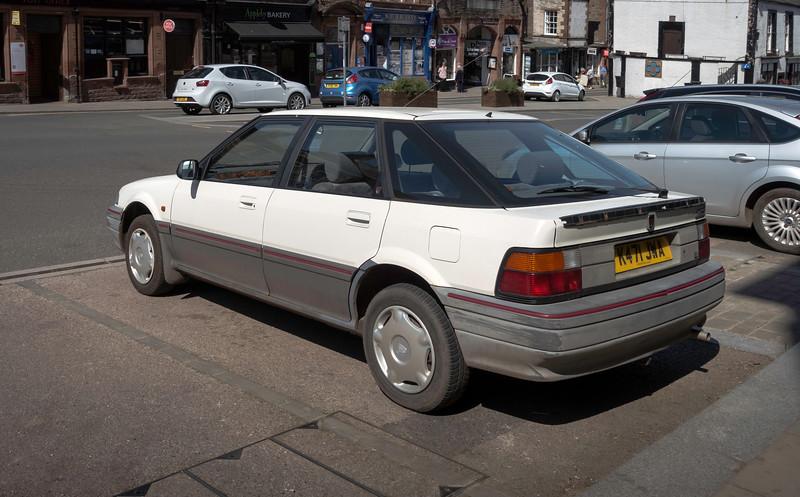 1993 Rover 216 GSi Auto