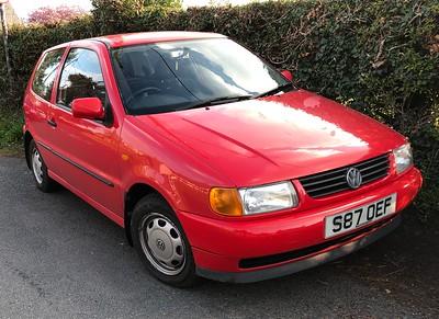 1999 Volkswagen Polo 1.4 CL Auto