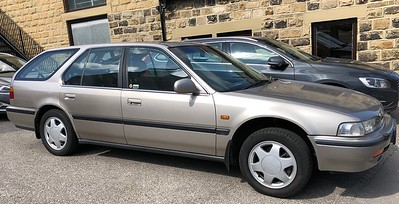 1992 Honda Accord Aerodeck