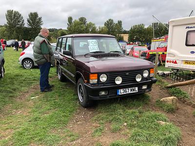 1993 Range Rover Vogue