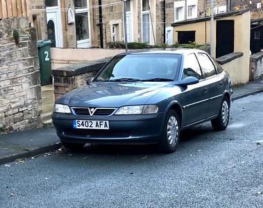 1998 Vauxhall Vectra