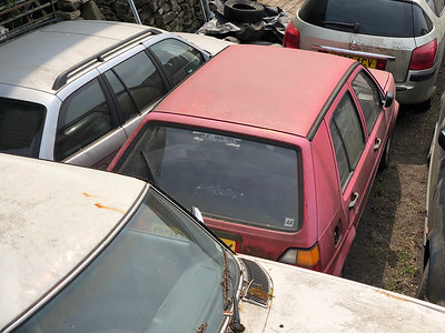 1989 Volkswagen Golf GL 4+E 1.8
