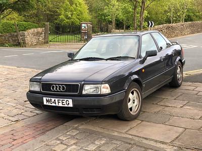 1995 Audi 80 Sport SE