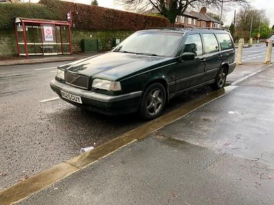 1996 Volvo 850 TDI