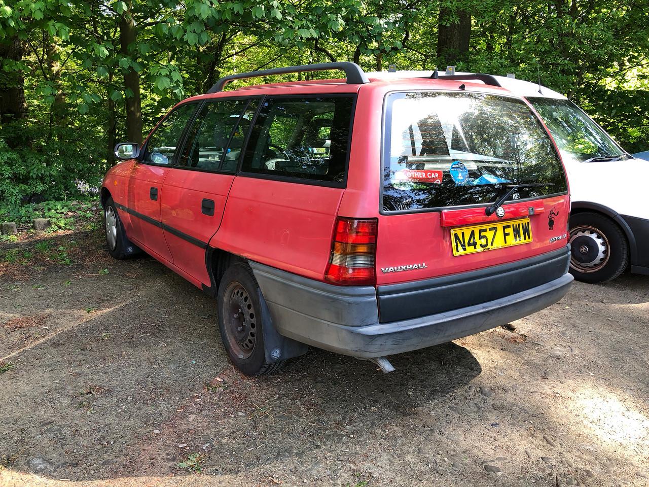 1995 Vauxhall Astra LS Estate