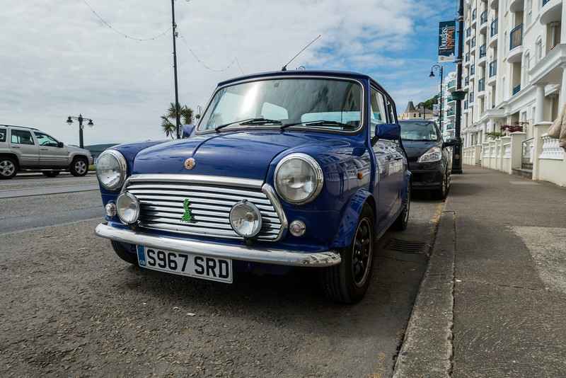 1998 Rover Mini 'Paul Smith'