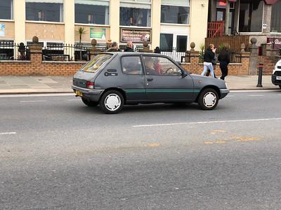 1991 Peugeot 205 'Trio'